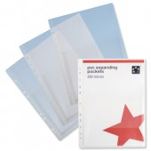 5 Star Premier Pchd Pkt Glass Clear Pk10