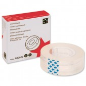 5 Star Office 19mmx33m Crystal Tape