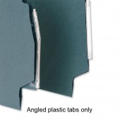 &5 Star Lateral File Tabs Pk50 100331406