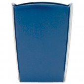 5 Star Office Pencil Pot Cobalt Blue