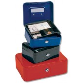 5 Star Cash Box 12in Red