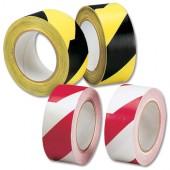 Hazard Tape Rd/Wht 922374
