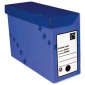 5 Star Transfer Case Blue pK10