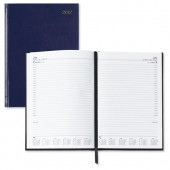 5 Star 2013 A4 Day/Pge Appoint Diary Blu