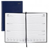 5 Star 2013 A4 Week To View Diary Blue