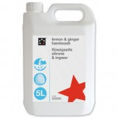 5 Star Lemon Handwash 5ltr 929860