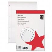 5 Star FSC A4 Refill Pad Hardbound