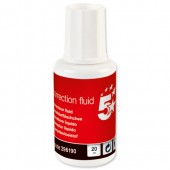 5 Star Correction Fluid White