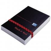 Black NRed Bk105X74mmPlyntC/bd 100080232