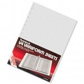 Variform Sheets 6 Cash Cols V4 Pk75