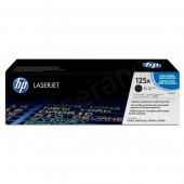 Hewlett Packard [HP] No. 125A Laser Toner Cartridge Page Life 2200pp Black Ref CB540A
