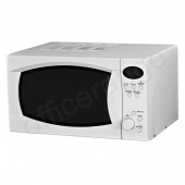 Microwave Oven 800W Touch Control Compact 20 Litre White